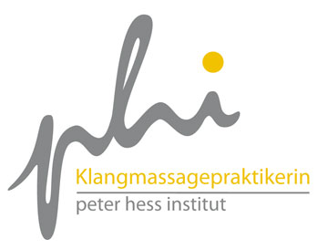 Logo: Peter Hess-Klangmassagepraktikerin